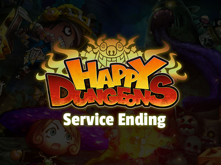 Happy Dungeons Official Site   Multiplayer Action RPG